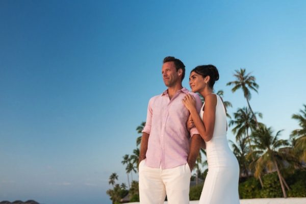 A Celebration of Love at Velaa Private Island