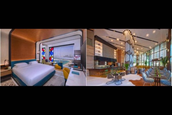 DISCOVER YOUR HOME AWAY FROM HOME AT ANDAZ DUBAI