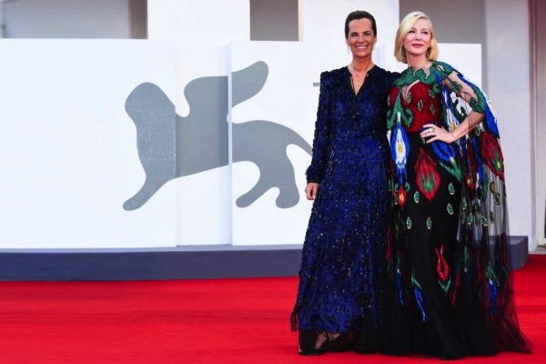 GIORGIO ARMANI DRESSES THE 77th VENICE INTERNATIONAL FILM FESTIVAL