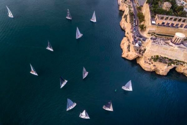 2020 Rolex Middle Sea Race Takes Place in October as Planned