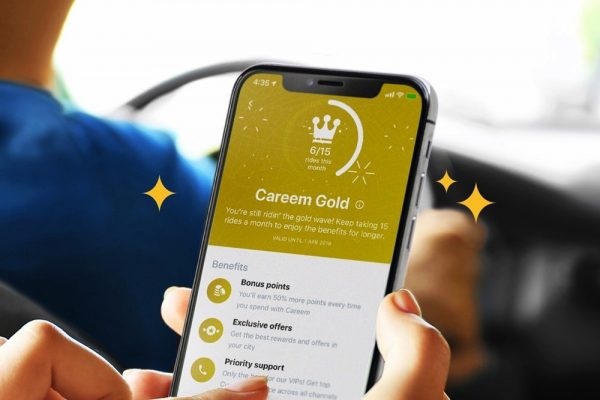 Careem Rewards, special privileges and great offers
