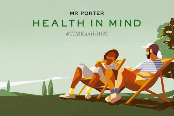 MR PORTER HEALTH IN MIND CELEBRATES FIRST ANNIVERSARY