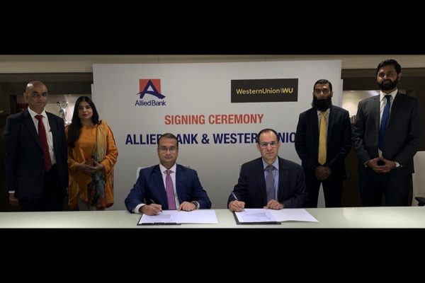 Western Union Expands in Pakistan with Allied Bank