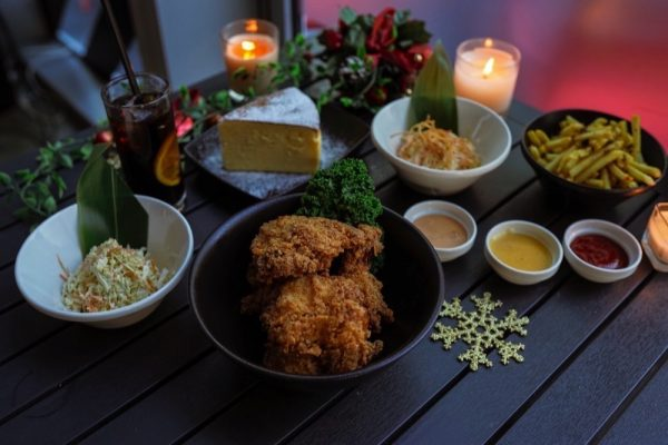 Experience the Festive Flavours of the Far East at Akiba Dori this Christmas