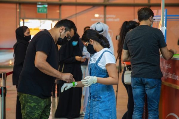 SIBF 2020 visitors embracing fair's 'safety first' approach