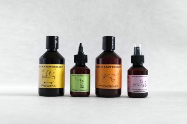 Rory's Apawthecary: Dubai's All New Organic Dog Care Brand Launches!