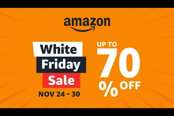 AMAZON.AE'S WHITE FRIDAY DEALS REVEALED: