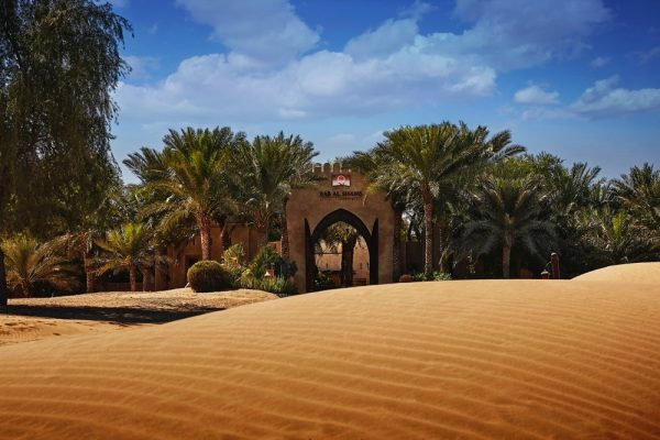World Travel Awards™ Crowns Bab Al Shams