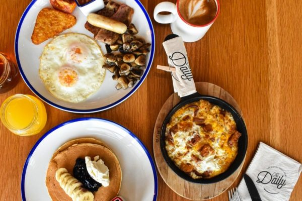 Tuck into Rove Hotels' All-New  Daily Breakfast & Extended Bench Brunch