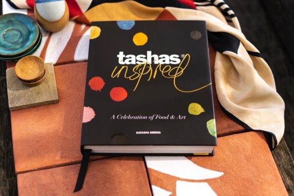 A Celebration of Food and Art at Avli by tashas