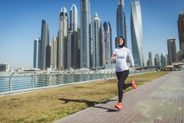 Fitze, the region's first fitness rewards application that