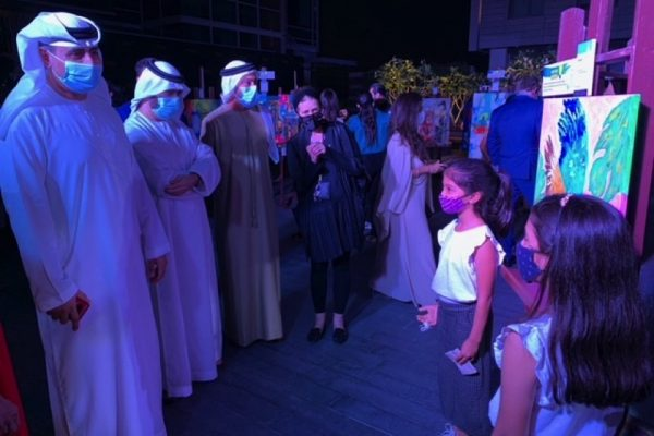 UAE artists come together to shed light on environmental sustainability