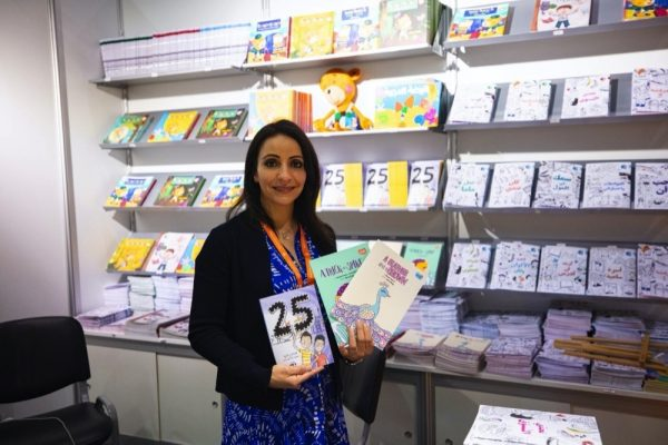 Independent publisher expresses gratitude to SIBF