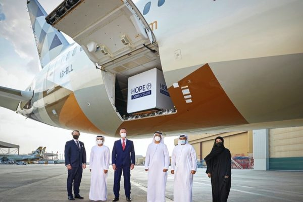 ABU DHABI LAUNCHES THE HOPE CONSORTIUM