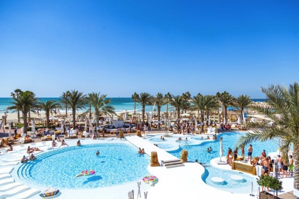Nikki Beach Resort & Spa Dubai New Year's Celebrations