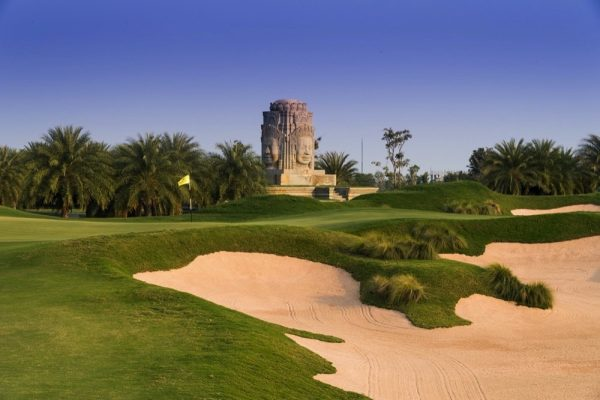 'CAMBODIA'S BEST' VATTANAC GOLF RESORT