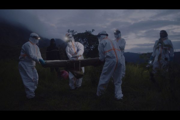 NATIONAL GEOGRAPHIC PREMIERES VIRUS HUNTERS: