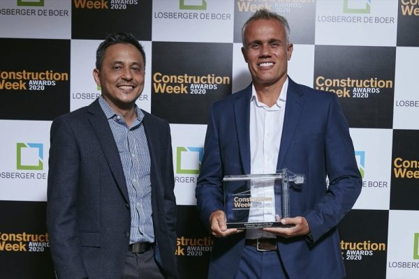 CallisonRTKL wins Residential Project of the Year award