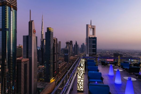 RING IN 2021 WITH AN UNFORGETTABLE NIGHT AT LEVEL 43 SKY LOUNGE,
