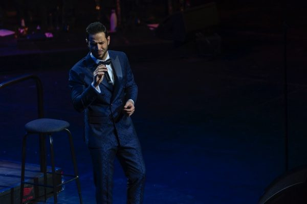 Omar Kamal's first performance since the pandemic – Dubai Opera 2020