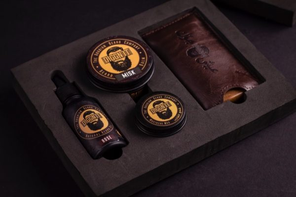 "Diggn'It – The Beard Grooming Brand Seen on ""Shark Tank"" Saudi Arabia,"