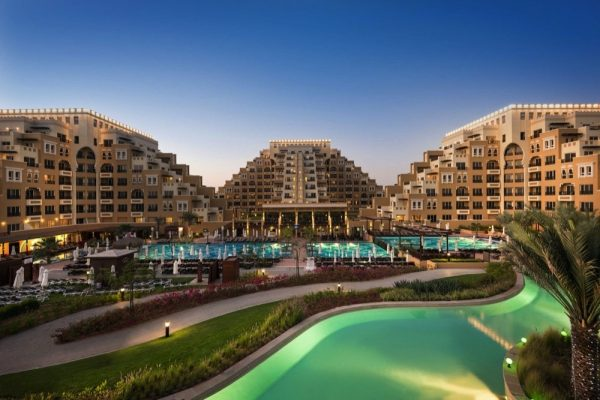 RING IN THE NEW YEAR AT RAS AL KHAIMAH