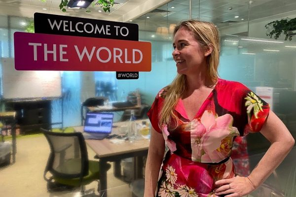 'WELCOME TO THE WORLD' TO AID GLOBAL TOURISM RECOVERY