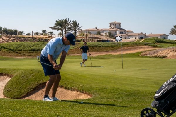 TROON ABU DHABI ASSOCIATES COMPLETE 72-HOLES IN ONE DAY RAISING