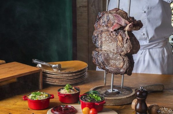 SPOIL THE ONE YOU LOVE WITH AN ALL-YOU-CAN-EAT BRAZILIAN