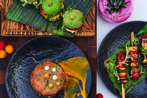CELEBRATE VEGANUARY MONTH AT AKIRA BACK AND LIV