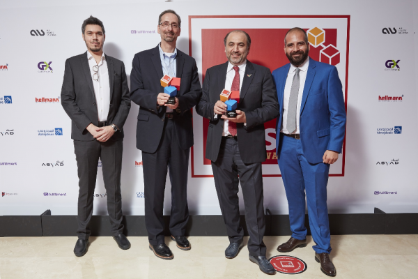 IQ Robotics Awarded Technology Solutions Provider of the Year & Equipment Supplier of the Year at Logistics Middle-East Awards 2021