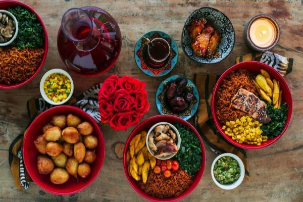Flavour-Busting African Iftar with Catfish