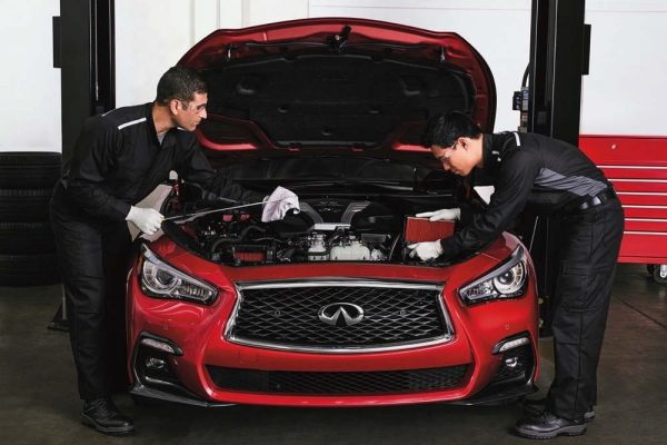 KEEP COOL ON THE ROADS: INFINITI MIDDLE EAST