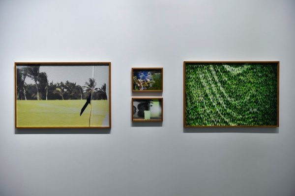 """""""Total Landscaping"""", the third exhibition of """"Substructures:"""