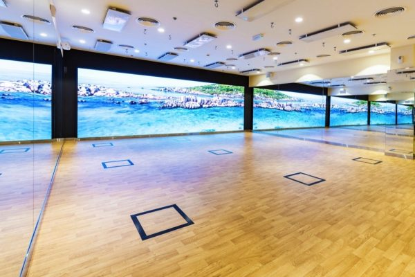 TOP FOUR CLASSES TO TRY OUT AT THE ALL-NEW FITNESS