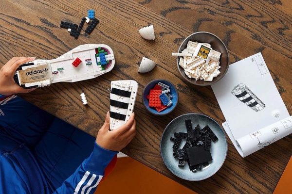 adidas Originals and the LEGO Group Launch Collaborative