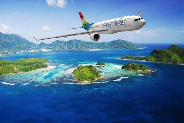 WEEKLY FLIGHTS TO THE SEYCHELLES THIS JULY