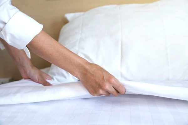 Sustainable Linen Management can help Hotels become