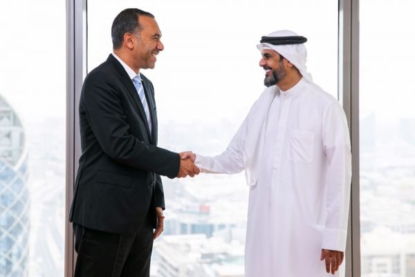 Rashed al Hameli appointed Chief Support ServicesOfficer