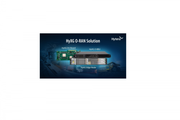 Hytera Launches 4G & 5G Solutions to Serve the MNO and Vertical Industry Markets