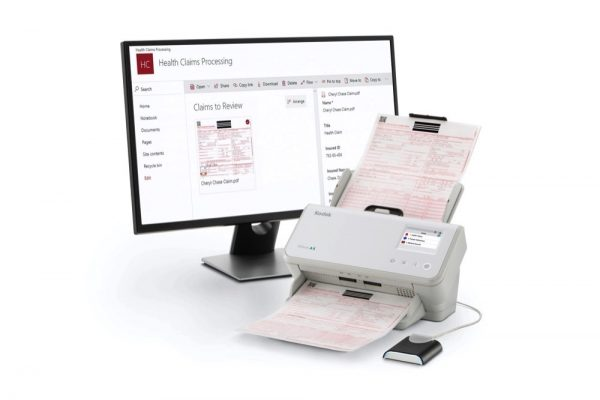 Secure Scanning Solution from Kodak Alaris Protects Sensitive Data