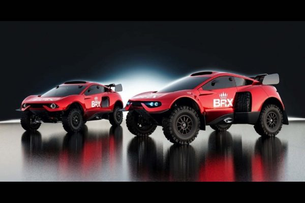 BRX TO COMPETE WITH PRODRIVE HUNTER T1