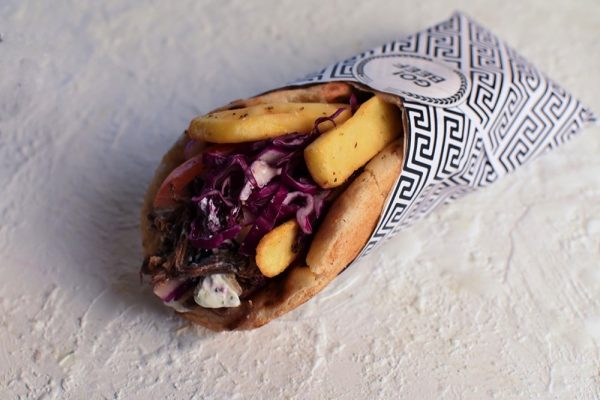 GO! GREEK IS NOW DELIVERING TO ABU DHABI