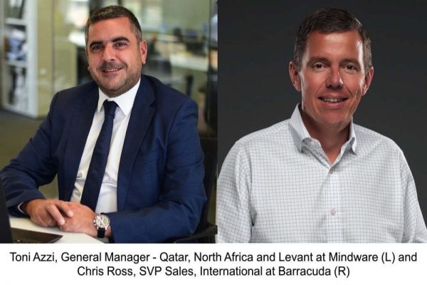 Mindware and Barracuda Extend Distribution Agreement to Africa