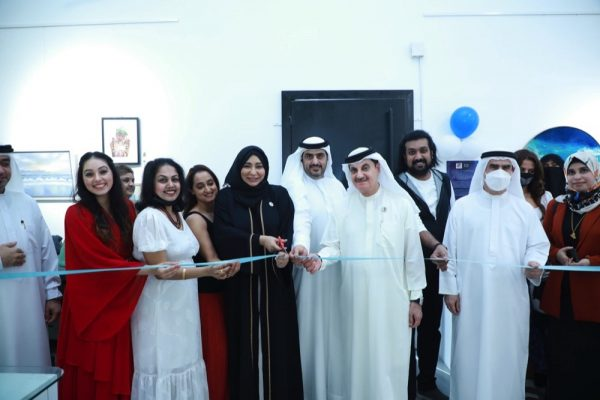 BY the sea, Curated by Jesno Jackson, organised by Art4youGallery, HOSTED AT PICASSO GALLERY, DUBAI.