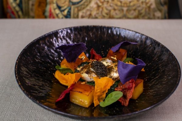 Embark on a Golden Journey of Gastronomy at Enigma