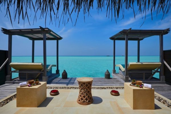 LET RELAXATION SET IN AT TAJ EXOTICA