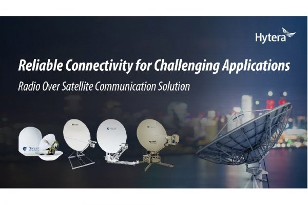 Hytera Releases Whitepaper of Radio Over Satellite Solutions