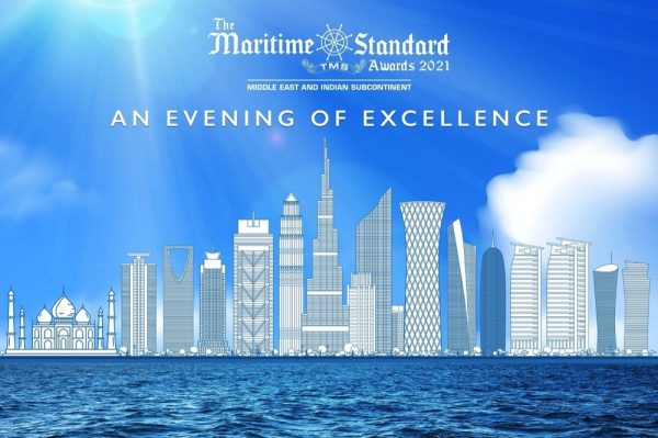 Finalists confirmed for 2021 edition of The Maritime Standard Awards